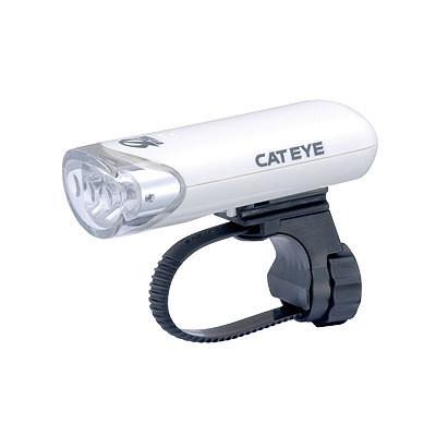 Framlampa Cateye Hl-el 135 Vit