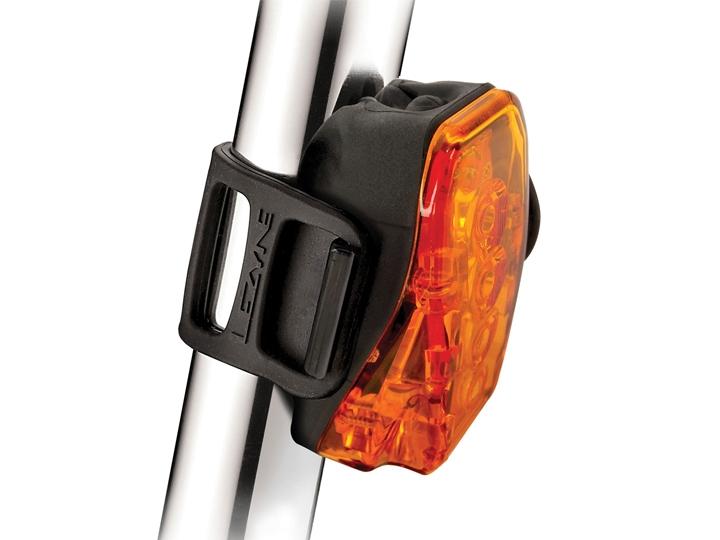 Baklampa Lezyne Laser Drive Bak250 Lumen 7 Lägen