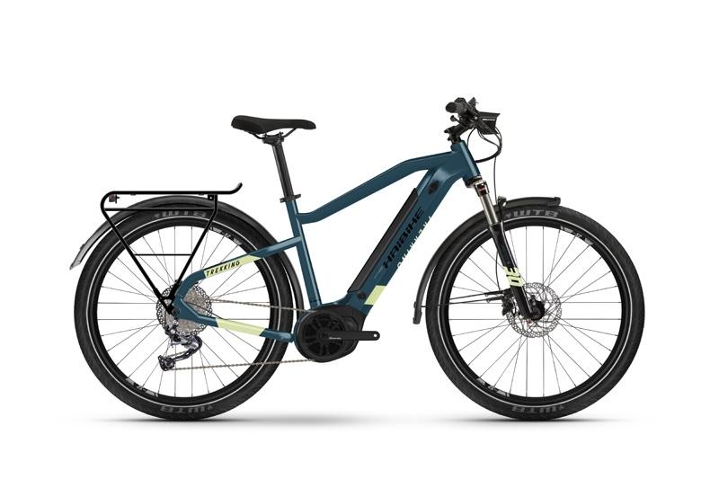 Haibike Trekking 5 Herr 48cm 2021 Elcykel  Hybrid