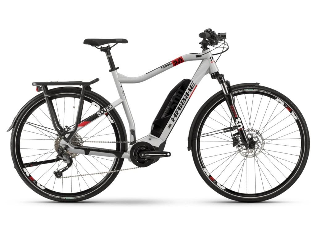 Haibike Sduro Trekking 0 52cm Herr 2020 Elcykel Hybrid