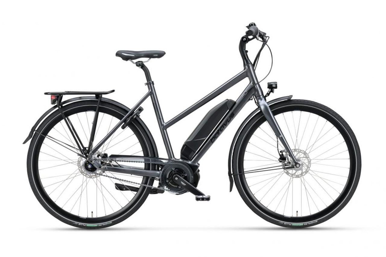 Batavus Razer E-go Dam Silver 53 2019 Elcykel  Hybrid