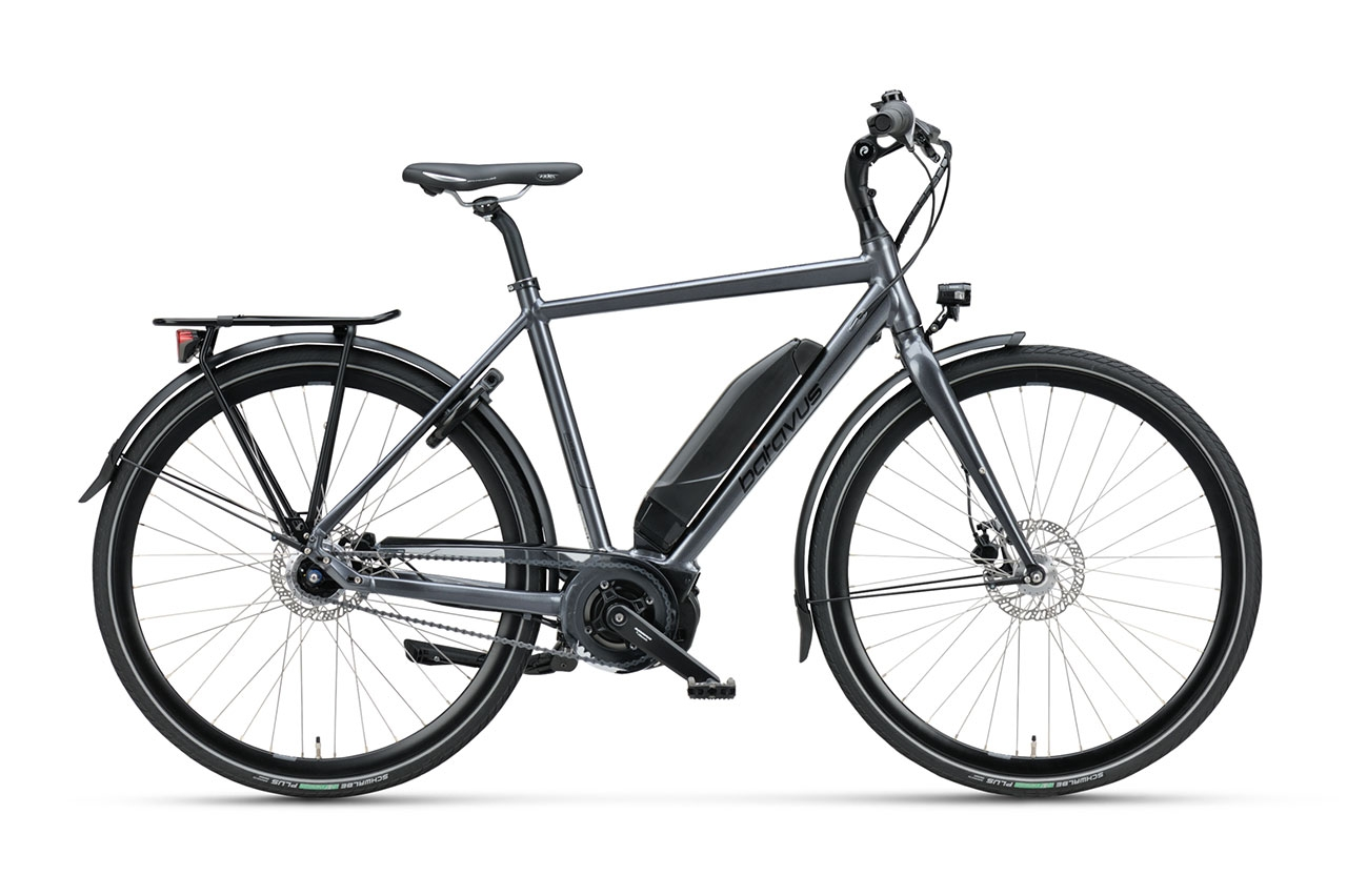 Batavus Razer E-go Herr Silver 53 2020 Elcykel  Hybrid