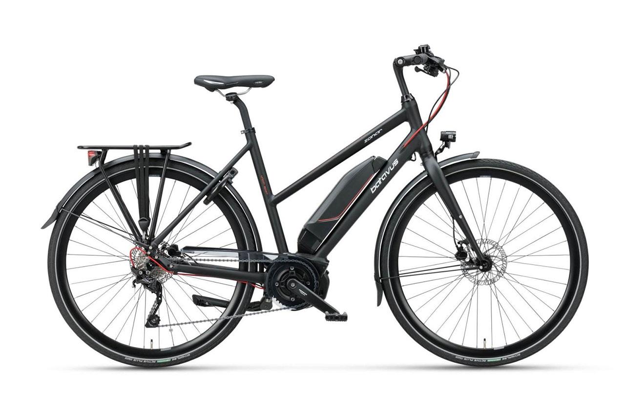 Batavus Zonar Dam 48cm 2020 Elcykel  Hybrid