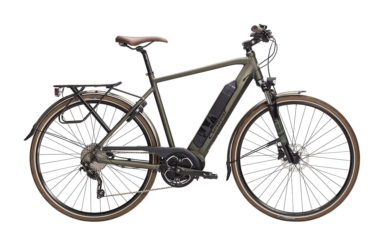 Crescent Elder 10vxl 55cm Grön 2020 Elcykel Hybrid