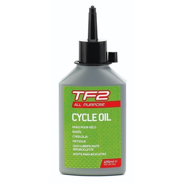 CYKELOLJA TF2 DROPPFLASKA125ML