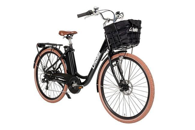 Lifebike COMFORT G7 Svart