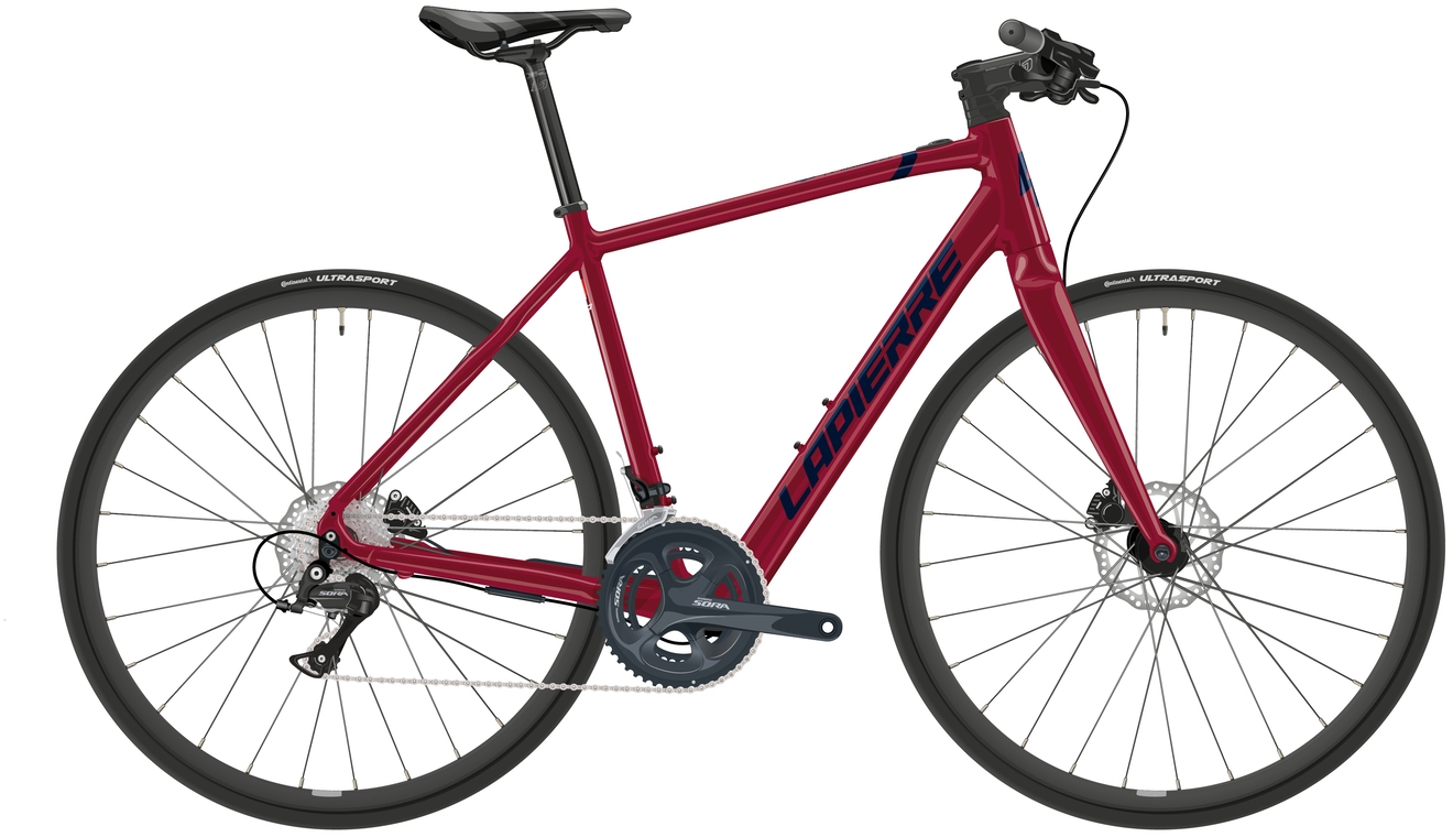 Lapierre E-sensium 2 M 2021 Elcykel  Hybrid