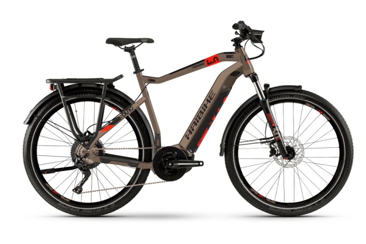 Haibike Sduro Trekking 0 Gents I500wh 10g Deo Xl Elcykel  Hybrid