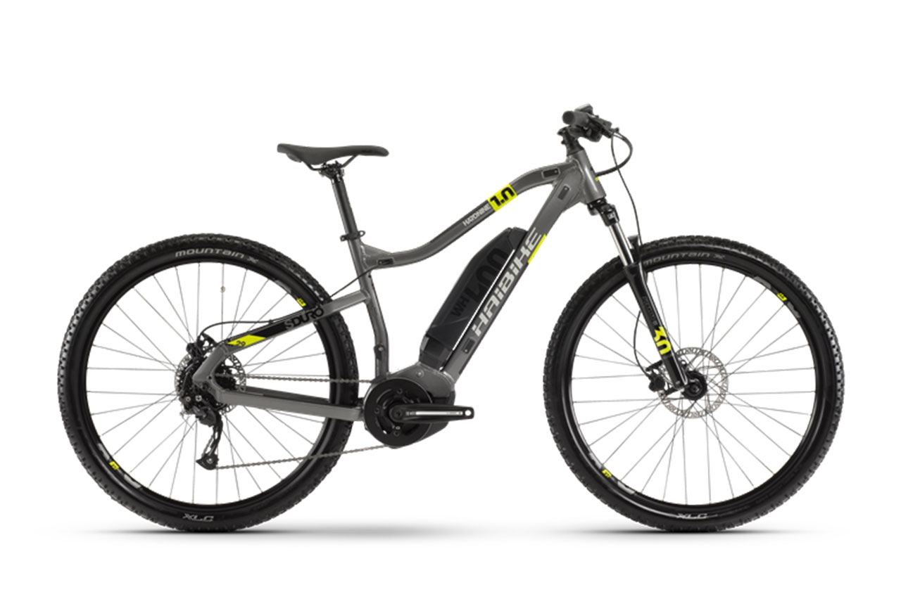 Haibike Sduro Hardnine 0 45 2020 Elcykel Hybrid