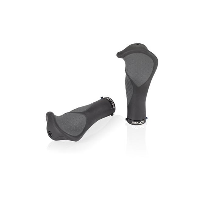 Handtag Xlc Gr-s22 Ergonomiska Svart/grå 135mm