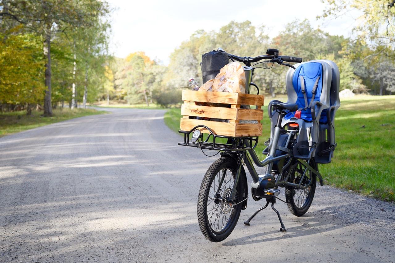 Lifebike C-go Grå G7 Elcykel