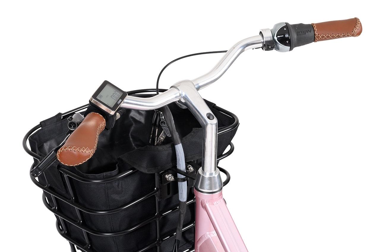 Lifebike Chick+ G8 Rosa Elcykel Klassisk