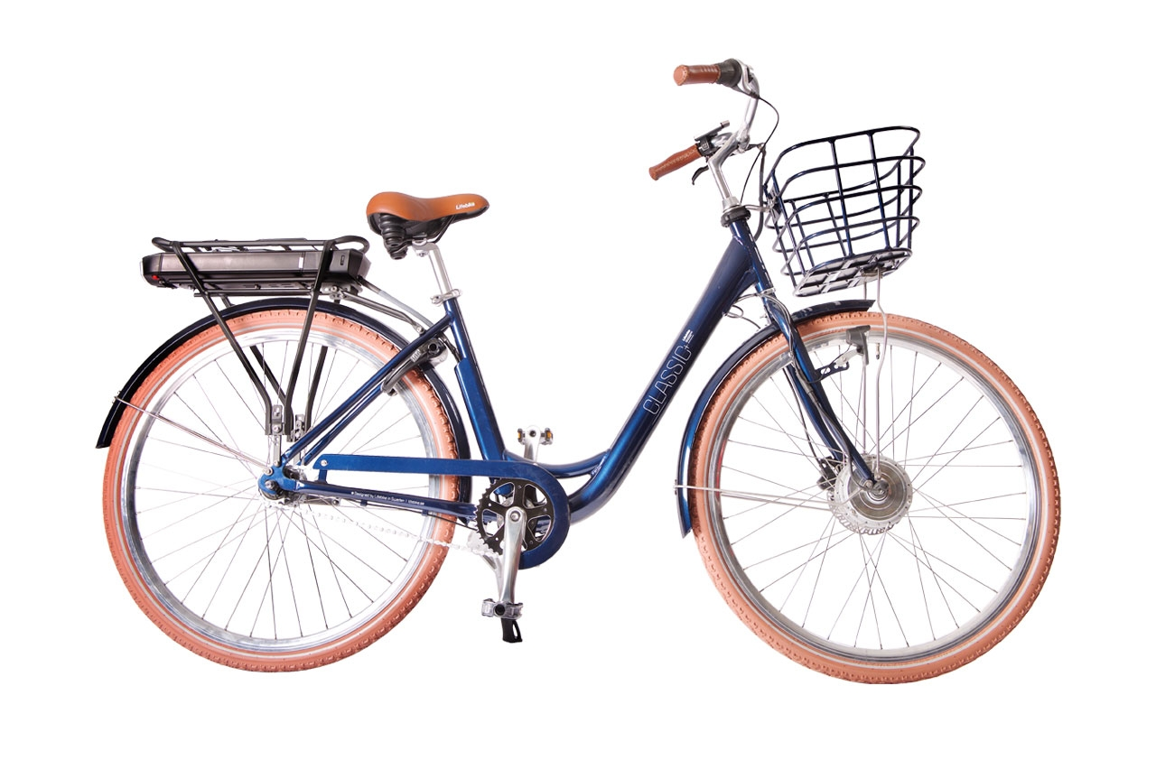 Lifebike Classic + G7 Blå