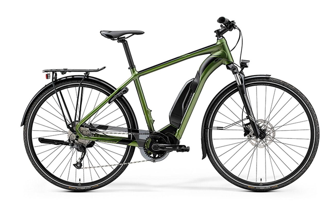 Merida Espresso 300 Se Eq Xl/59cm 2021 Elcykel Hybrid