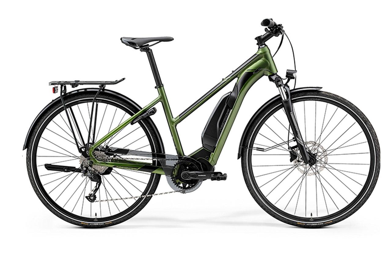 Merida Espresso L 300 Se Eq L/55cm 2021 Elcykel Hybrid
