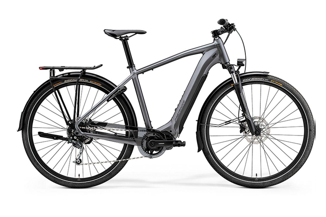 Merida Espresso 400 S Eq L/55cm 2021 Elcykel Hybrid