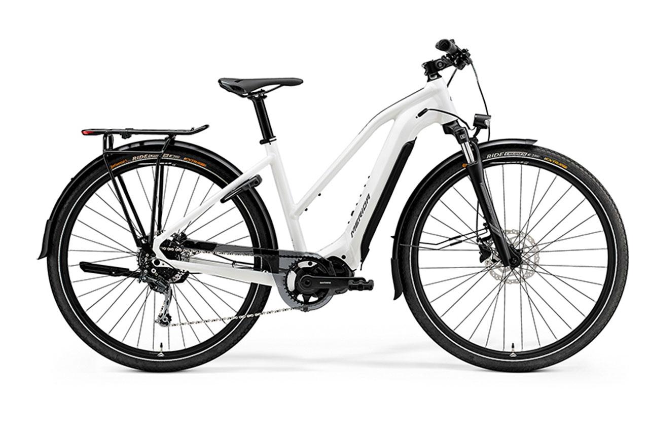 Merida Espresso L 400 Eq Xs/43cm 2021 Elcykel Hybrid