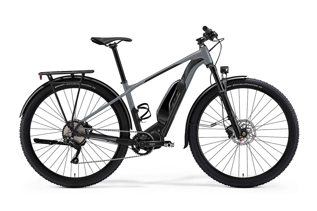 Merida Ebig.nine 300 Se Eq 43cm 2020 Elcykel  Hybrid
