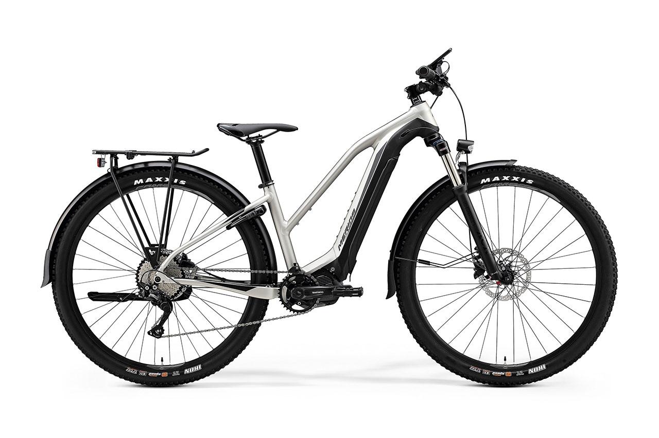 Merida Ebig.tour 400 Eq 43cm 2020 Elcykel  Hybrid