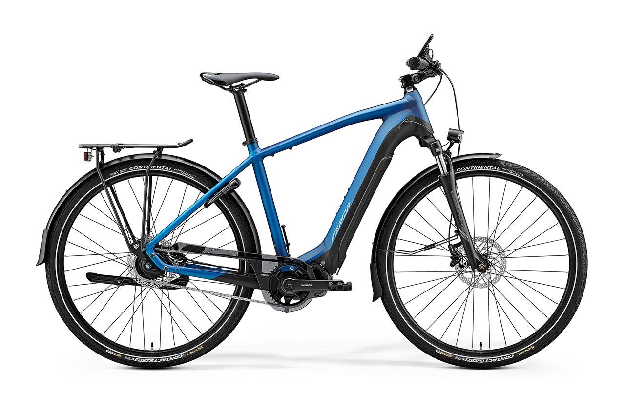 Merida Espresso Sport 700 Eq 51cm 2020 Elcykel  Hybrid