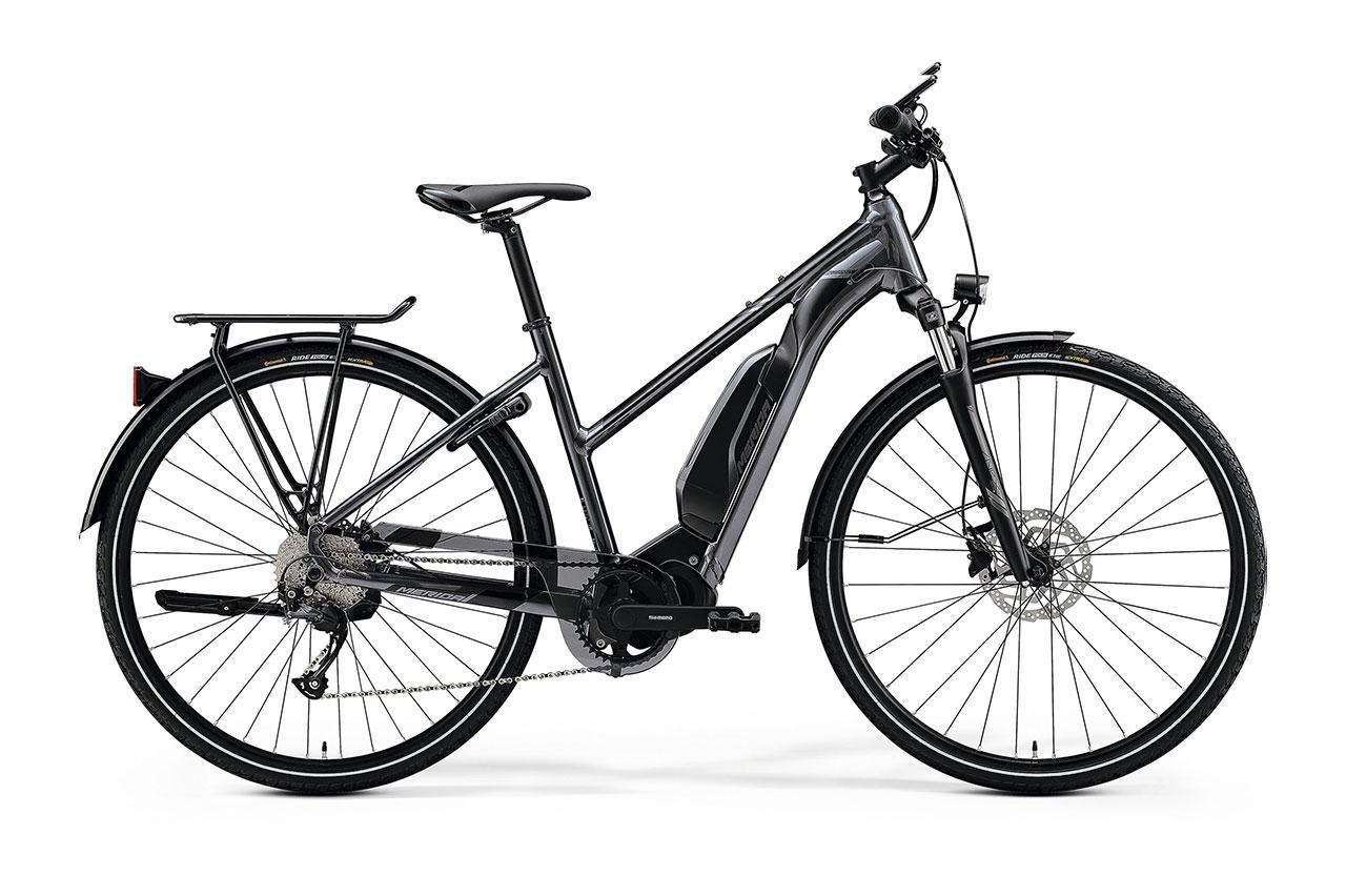 Merida Espresso Tour 300 Se Eq 43cm 2020 Elcykel Hybrid