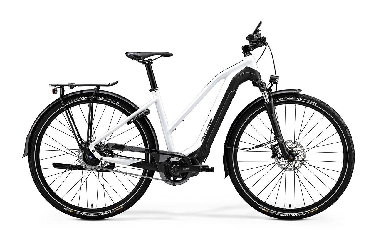 Merida Espresso Tour 700 Eq 43cm 2020 Elcykel Hybrid