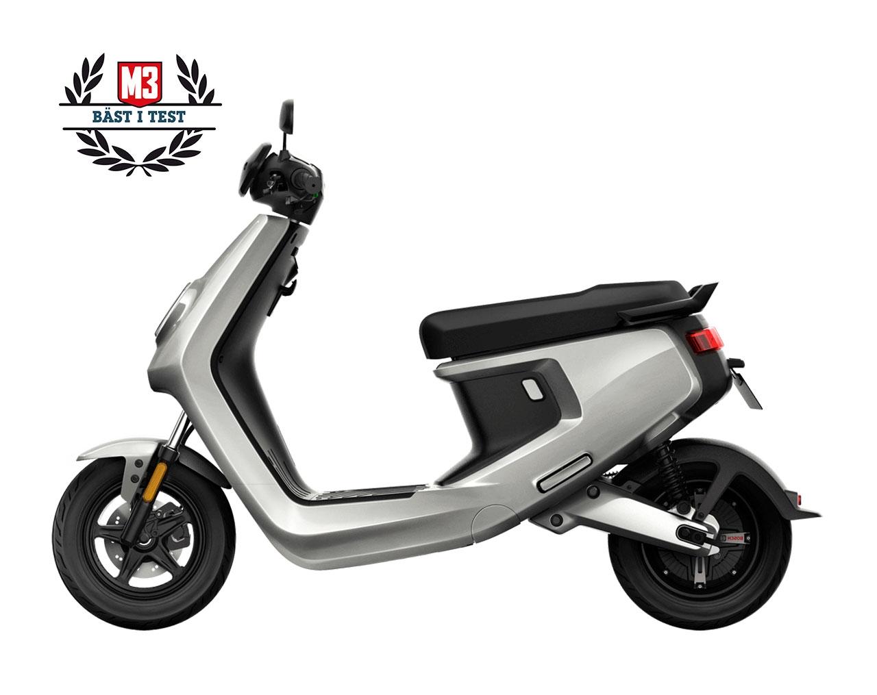 NIU M+ Sport 45km/h Silver