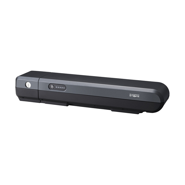 Batteri Shimano steps BT-E6001 504wh pakethållare