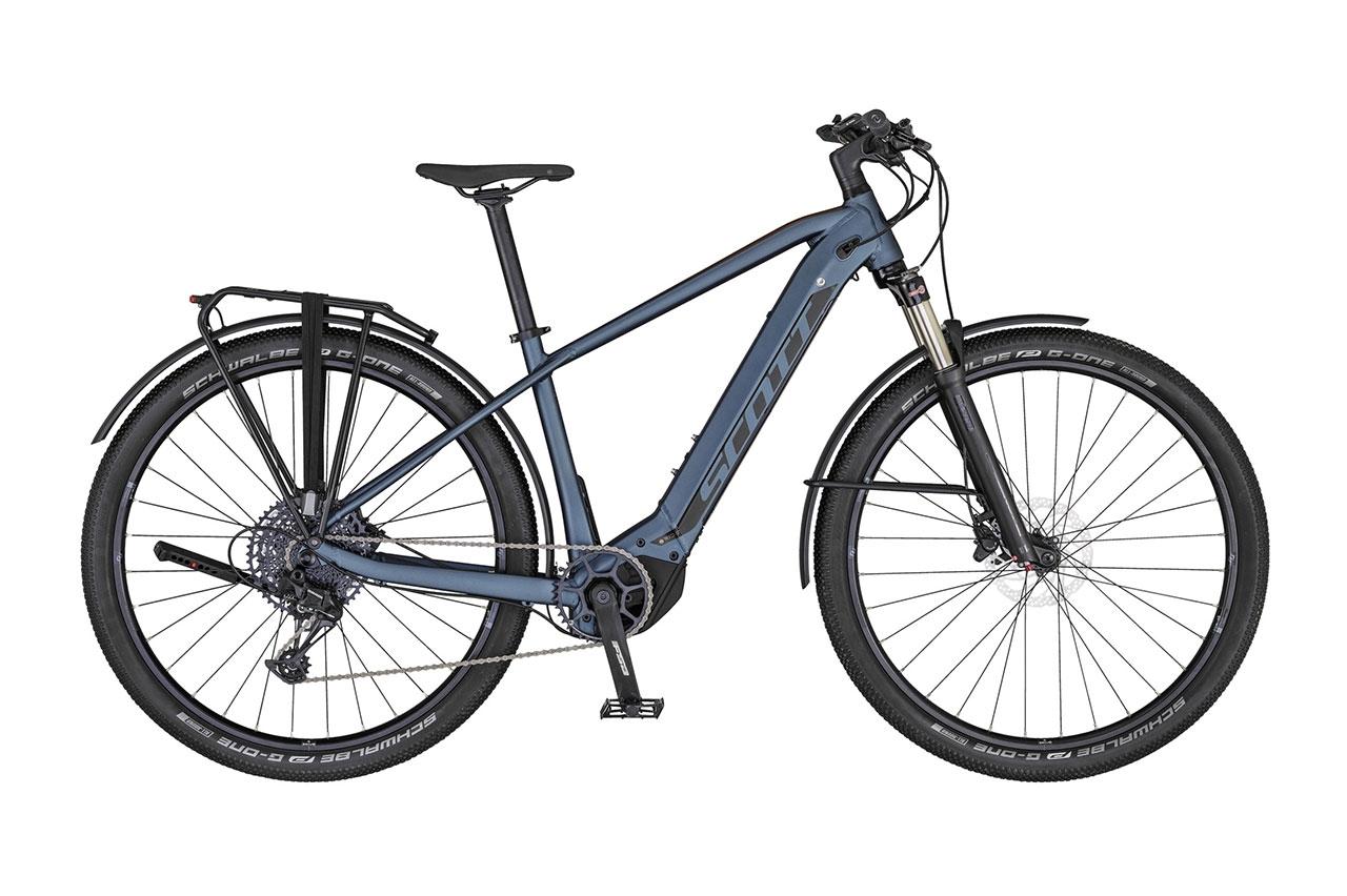 Scott Axis Eride 20 Herr M 2020 Elcykel Hybrid