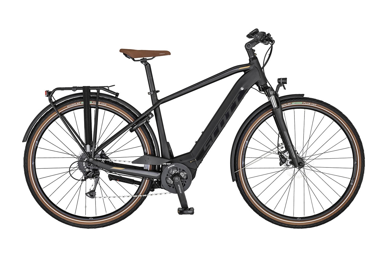 Scott Sub Active Eride Herr L 2020 Elcykel Hybrid