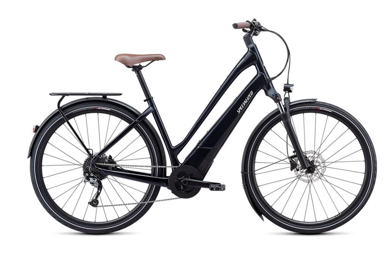 Specialized Turbo Como 0 700c Svart Dam L Elcykel Hybrid