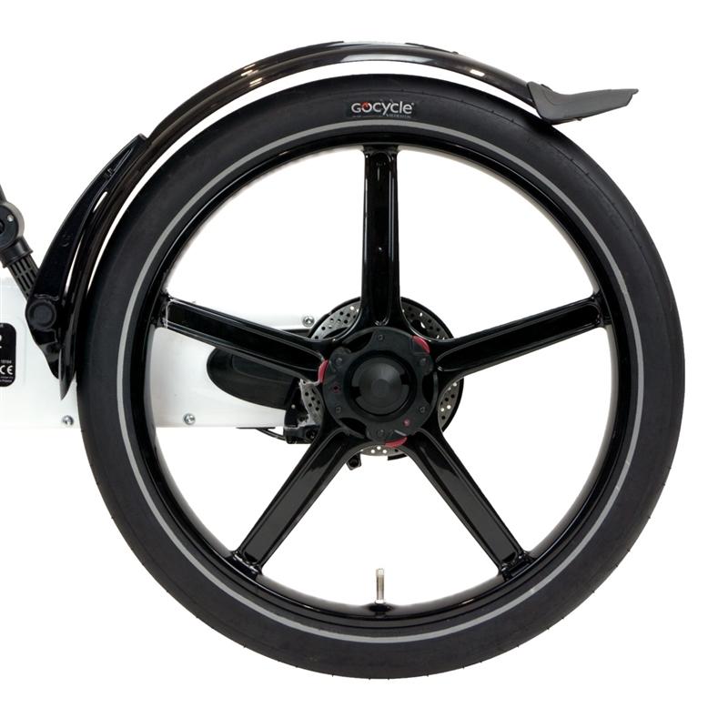 Skärm Bak Gocycle G3/gs