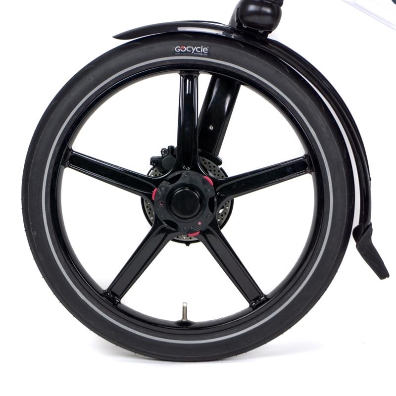 Skärm fram Gocycle G3/GS