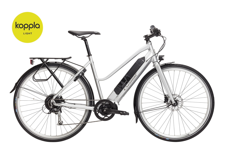 Crescent Elly 9vxl 51cm Silver 2021 Elcykel  Hybrid